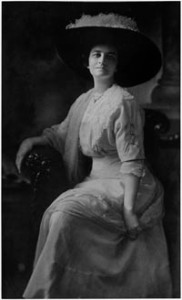 GDEV 14/58:  Portrait of Florence M. Dailey, c1910s.