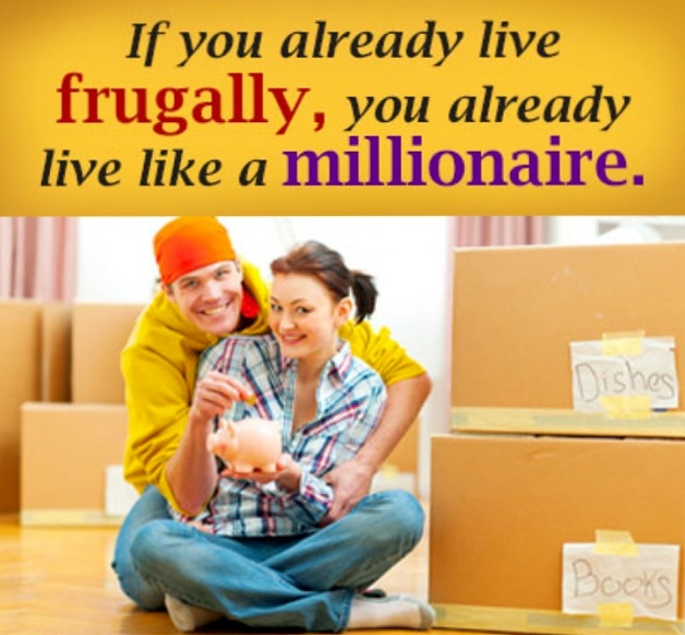 Live Frugally
